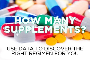 Use Testing to Create Your Ideal Supplement Regimen