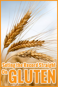 Setting the Record Straight on Gluten Sensitivity: Top Misconceptions