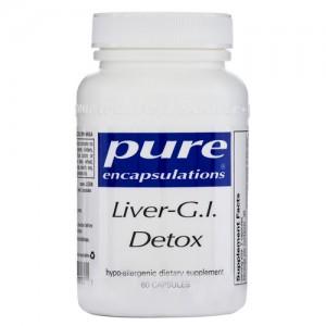 Pure Encapsulations body cleanse detox