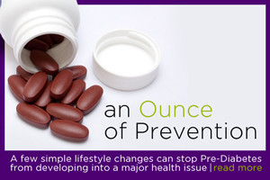 Prevent Pre-Diabetes with Lifestyle Changes and the Right Supplements