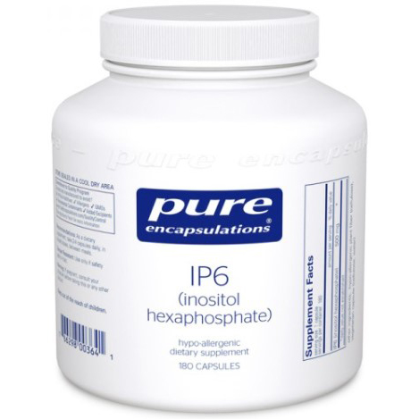 Pure Encapsulations IP6 Dietary Supplement | OVitaminPro.com